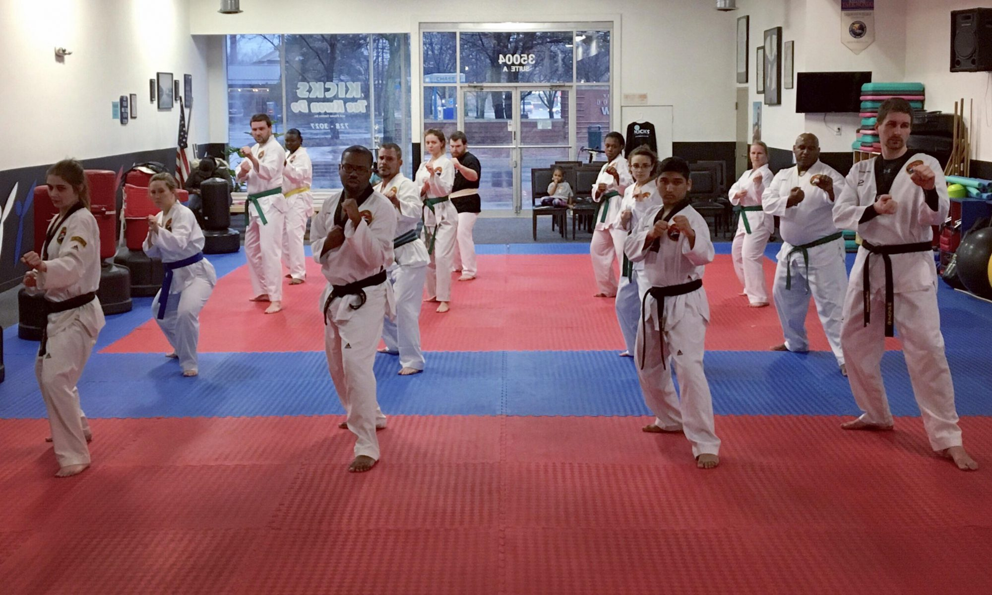 Kicks Taekwondo and Fitness Centers